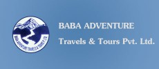 Baba Adventure Travels and Tours Pvt. Ltd.
