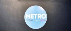 METRO : coffee•crêpes•slush